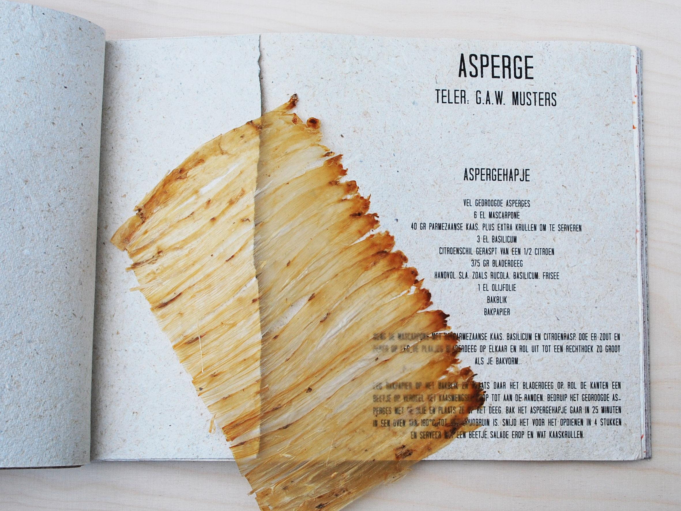 AGF Class 3 'Asparagus page'